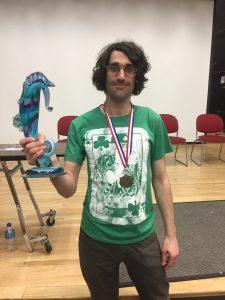 Lance Tschirhart USA Memory Champion